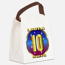 102 Canvas Lunch Bag