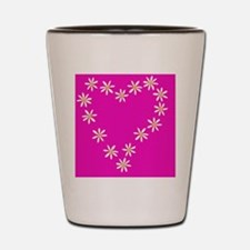 cell case png heart valentines flowers  Shot Glass
