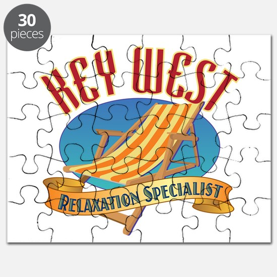 Key West Relax - Puzzle