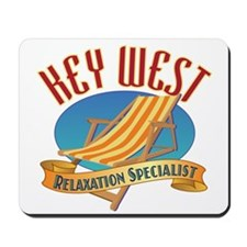 Key West Relax - Mousepad