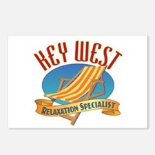 Key West Relax - Postcards (Package of 8)