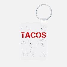dark tacos.gif Keychains