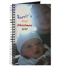 samirs first christmas Journal