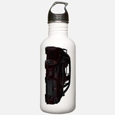 Evo - X - Black-Red De Water Bottle