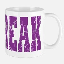Freak - Purple Small Small Mug