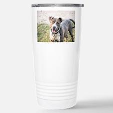 Blue Pit Travel Mug