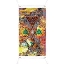 Metatron-Colorscape-Mandala-Poster Banner