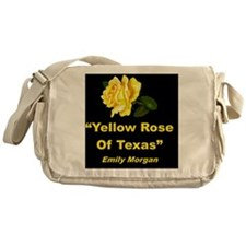YELLOW ROSE OF TEXAS Messenger Bag