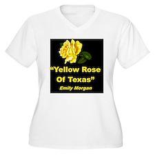 YELLOW ROSE OF TE T-Shirt