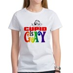 CUPID IS GAY Women's T-Shirt
