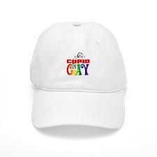 CUPID IS GAY Baseball Baseball Cap