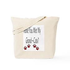 Funny Grandcats Tote Bag