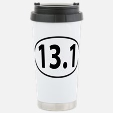 13.1 - half marathon Stainless Steel Travel Mug