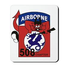 508th PIR Mousepad