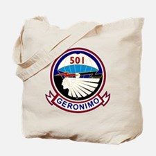 501st airborne squadron Tote Bag