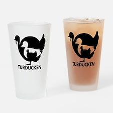 Turducken Drinking Glass