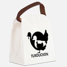 Turducken Canvas Lunch Bag