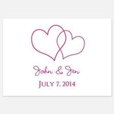 Custom Wedding Favor Invitations