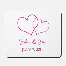 Custom Wedding Favor Mousepad