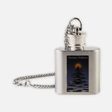 solstice Flask Necklace