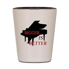Cello Bigger is Better3 Shot Glass