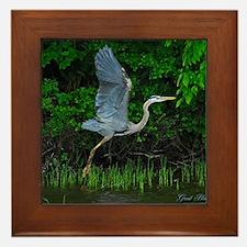 janurary Framed Tile