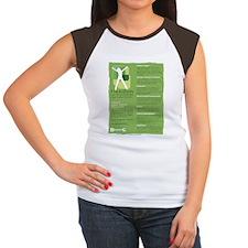 Freedom Week Poster 201 Women's Cap Sleeve T-Shirt