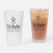logo5 Drinking Glass