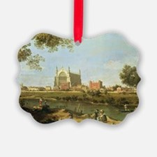 Eton College by Canaletto Ornament