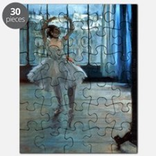 Dancer in Front of a Window by Edgar Degas Puzzle
