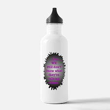 Multiple_Person2 Water Bottle