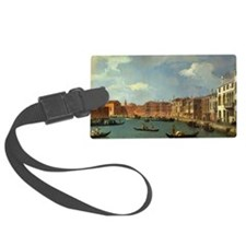 View of the Canal of Santa Chiar Luggage Tag