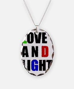 Love and Light Mas Necklace