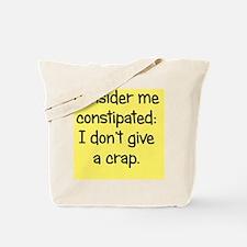 giveacrap_rnd1 Tote Bag