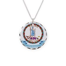 Virginia Seal Necklace