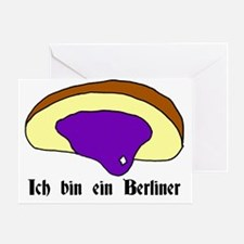 Berliner Greeting Card