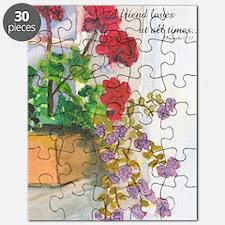 Flowerbox Puzzle