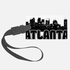 Atlanta Skyline Luggage Tag
