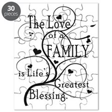LoveOfFamily1 Puzzle