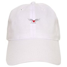Angel Wings Emilie Baseball Baseball Cap