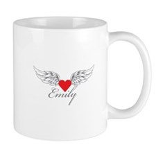 Angel Wings Emily Mugs