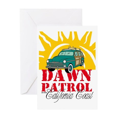 CADawnPatroliPad Greeting Card