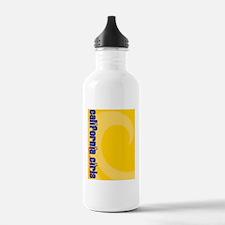 CAGirlsiPad Water Bottle