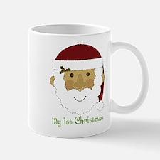 1st Christmas Santa Mug
