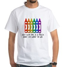 Crayon 6-Pack Shirt