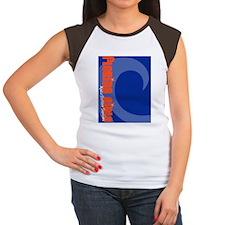 FLGirlsiPad Women's Cap Sleeve T-Shirt