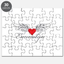 Angel Wings Emmalyn Puzzle
