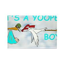Its_A_Yooper_Boy.gif Rectangle Magnet