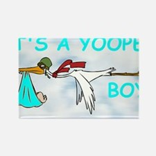 Its_A_Yooper_Boy.gif Rectangle Magnet