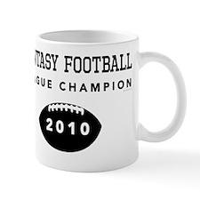 FFLeague - 2010 - black Mug